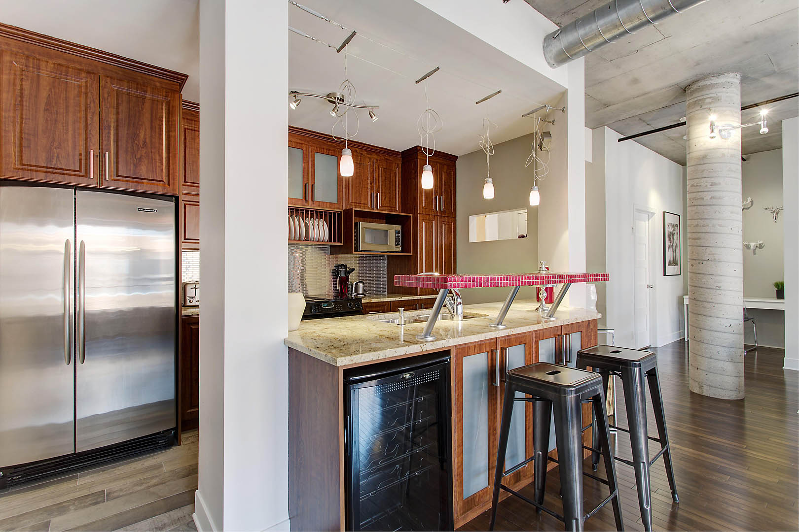 Loft 1198 Montreal Old Port - All Inclusive Loft for Rent in ...